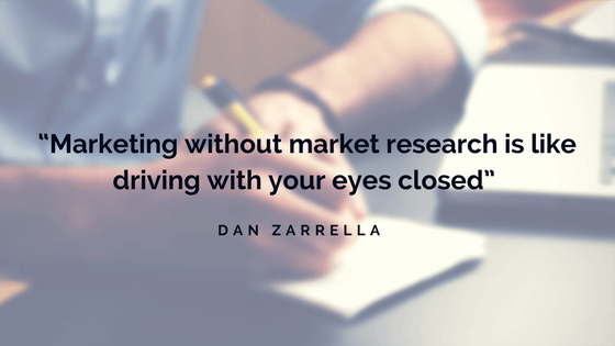 Quantitative Market Research Quote