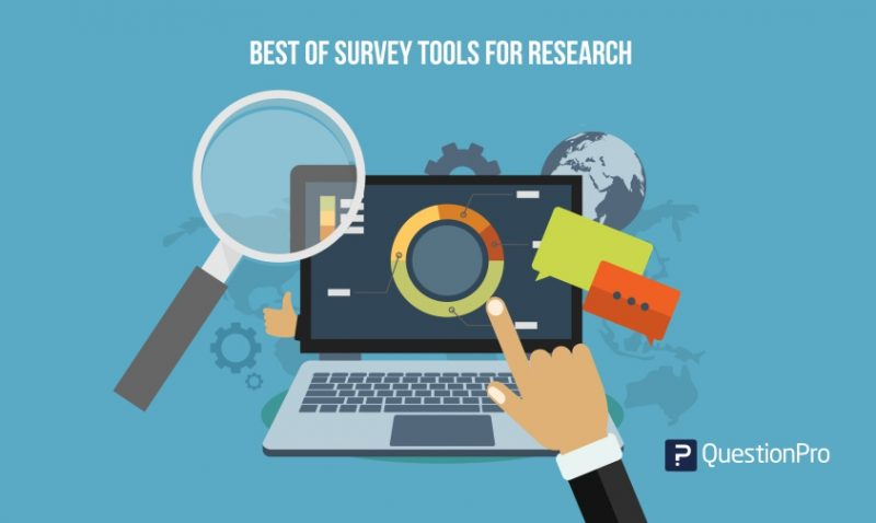 Best Online Survey Tools for Research