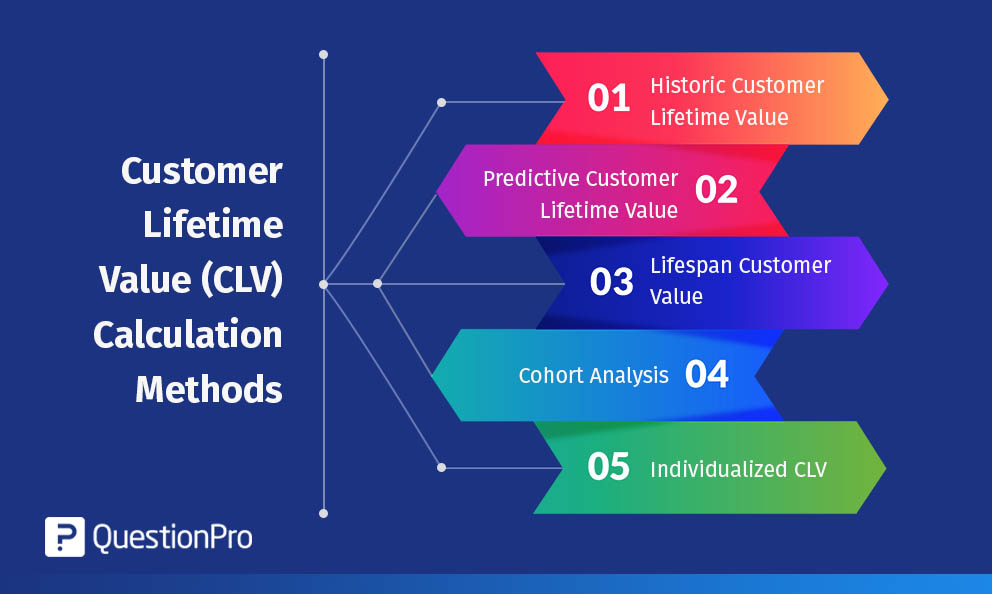 Customer Lifetime Value CLV Calculation Methods
