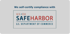 Safe Harbor Certification